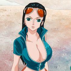 One Piece Anime, Nami One Piece, One Piece Comic, One Piece Series, One Piece World, Nico Robin, Anime Girl Hot, Anime Art Girl, Anime Maid
