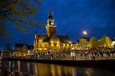 Dit is Alkmaar hier ben ik geboren en ik woon er al 16 jaar.
