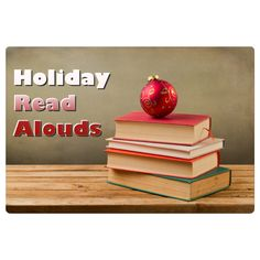 To get you jump started on your search for holiday read alouds, here are a few suggestionsof not-to-miss books. I highly recommend taking time out of your regular school schedule to spend special time together reading these holiday favorites as a family. We