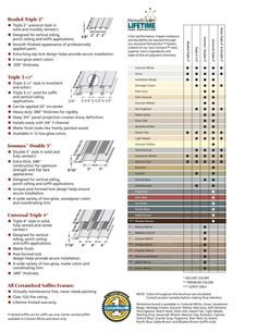 certainteed siding vinyl carpentry colors samples and palettes