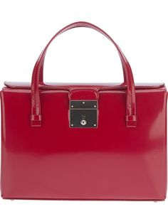 Marc Jacobs 'The Carnaby' (Lipstivk Red) Tote Bag