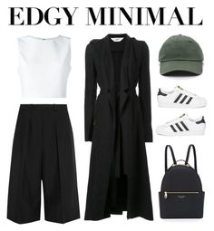 """""""Untitled #28"""" by timeless-fashion-chic ❤ liked on Polyvore featuring Jil Sander, Alice + Olivia, Kitx, adidas Originals and Henri Bendel"""