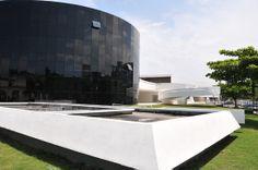 Museu do Cinema | Caminho Niemeyer, Niterói