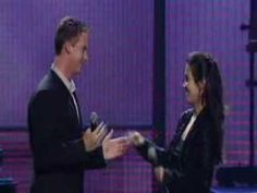 lea salonga and russell watson - someone like you.... one of the most romantic song....one that is  in my heart..