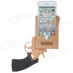 Pistol Shaped iPhone Case