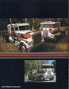 http://www.hankstruckpictures.com/pix/trucks/john_wihksne/2006/staple_bag/pb_brochure/file0003.jpg Medium Duty Trucks, Heavy Duty Trucks, Peterbilt 359, Peterbilt Trucks, Diesel Cars, Diesel Trucks, Truck Quotes, Car Carrier, Cool Trucks
