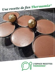 Creme Dessert Thermomix, Thermomix Desserts, Bon Dessert, Flan, Mousse, Tupperware, Food And Drink, Grand Chef, Cooking