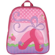 Personalized Stephen Joseph Backpack for Kids by paperandpolkadots, $24.96