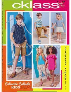 #563 Cklass Kids y Teens Calzado y Ropa para ninos Primavera Verano 2017