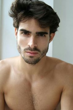 Rugged guys attractive