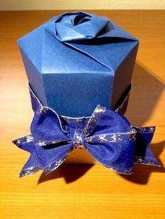 Cofre origami