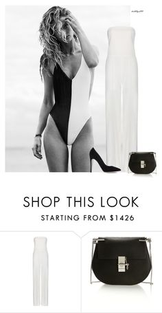 """""""...."""" by katelyn999 ❤ liked on Polyvore featuring STELLA McCARTNEY, Chloé and Gianvito Rossi"""