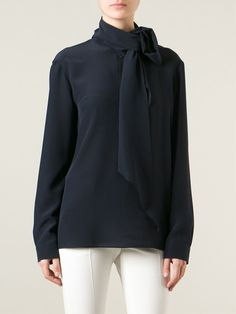 Stella Mccartney Bow Detail Blouse - Bungalow-gallery - Farfetch.com