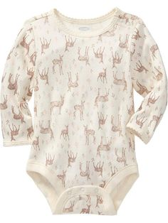 Maggie needs long sleeve onesies in a 12 month size.