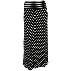 Calvin Klein Women's Plus-Size Striped Maxi Skirt ($80) ❤ liked on Polyvore featuring skirts, plus size, long striped skirt, stripe maxi skirt, ankle length skirt, womens plus size skirts and maxi skirts