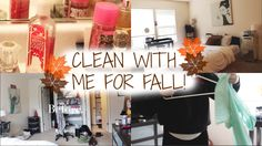 Watch these nifty fall cleaning tips! https://www.youtube.com/watch?v=U59q58cMRVI