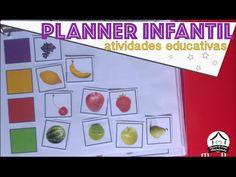 Planner infantil: atividades didáticas para fazer com crianças em idade ...