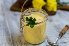 Pomarańczowy sos jogurtowy do sałatki Thermomania Thermomix