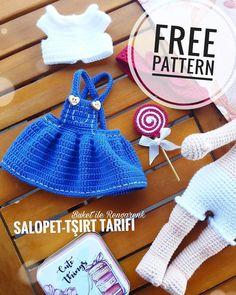Amigurumi For Beginners, Amigurumi Tutorial, Laddu Gopal, Amigurumi Toys, Minis, Doll Clothes, Free Pattern, Crochet Hats, Dolls