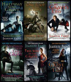 Night Huntress series by Jeaniene Frost