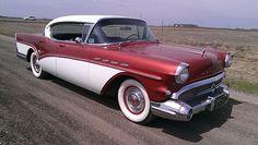 1957Buick50 Super Riviera