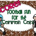 Score!!! It's Football Fun for the Common Core!!This packet consists of 7 Math Center activities fully aligned to the K-1st Grade Common Core Standards! $