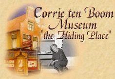 """Corrie ten Boom Museum - """"De Schuilplaats / The Hiding Place"""""""