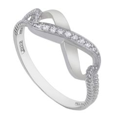 Brightt Aquamarine Eternity Style Band .925 Sterling Silver Ring Sizes 3-10