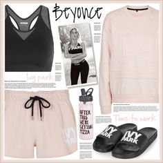 How To Wear sport wear, Ivy park Outfit Idea 2017 - Fashion Trends Ready To Wear For Plus Size, Curvy Women Over 20, 30, 40, 50