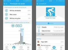 App Dacadoo no iPhone