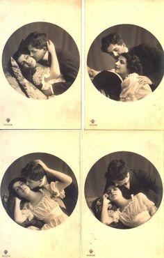 VINTAGE Couple 24_quaddles by quaddles.deviantart.com on @deviantART