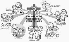 La Catequesis: Recursos Catequesis: Obras de Misericordia