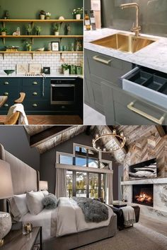 Whether your kitchen is rustic and cozy or modern and sleek, we've got backsplash ideas in mirror, marble, tile, and more.
