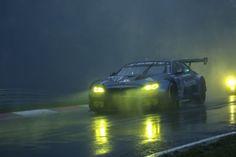 BMW M6 race car