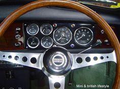 Mini Radford dash