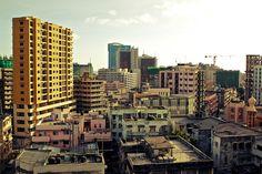 Dar es Salaam by cvickio on Flickr