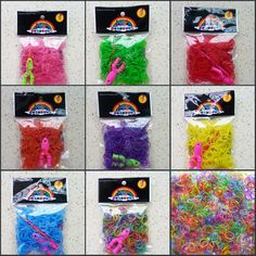 World is going behind the Loom Bands bracelet fashion where are we guys..check here..http://bit.ly/1nUSzJD