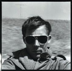 Hunter S. Thompson, c1960