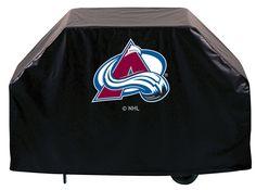 Colorado Avalanche NHL Grill Cover