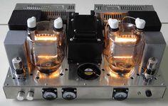 FU33/833A Single Amplifier by Suzuki Seiichiro