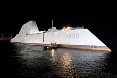 Largest Naval Vessel | The world's 10 biggest destroyers