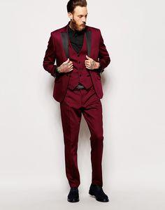 Image 4 ofRed Eleven Tux Suit Jacket