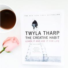 """The Creative Habit, by Twyla Tharp """"I read for growth, firmly believing that what you are today and what you will be in five years depends on two things: the people you meet and the books you read. Books To Buy, Books To Read, My Books, Summer Reading Lists, Fiction And Nonfiction, Book Nooks, Book Nerd, Love Book, Book Recommendations"""
