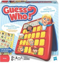 Guess Who? The Original Hasbro Childrens Fun Guessing Board Game - Age 6 Speech Language Therapy, Speech And Language, Speech Therapy, Speech Pathology, Therapy Games, Therapy Activities, Speech Activities, Language Activities, Play Therapy