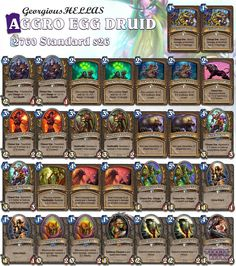 This archetype had a ball after TGT and it's good to see it revived! Any experiences from you guys? #Hearthstone