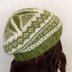 Knit Hat Womens Hat  Men's Hat Children's hat by TikiFiberCrafts, $36.00