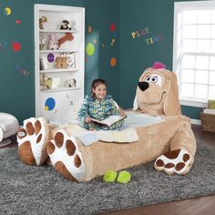 Floppy Dog Incredibed $185.66 to $388.04 Give your kids something that will finally make them want to go to sleep! The floppy dog Incredibed is soft and lovable.