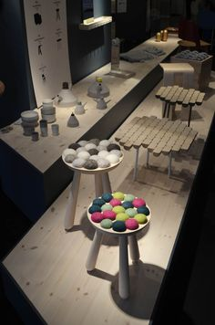 London design Week – Award Winning Contemporary Concrete Planters and Sculpture by Adam Christopher London Design Week, Concrete Planters, Coffee Tables, Flower Pots, Cool Designs, Home And Garden, Contemporary, Home Decor, Flower Vases