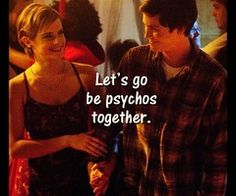Charlie and Sam / Logan Lerman and Emma Watson in The Perks of Being a Wallflower Movie Quotes, Book Quotes, Words Quotes, Love Movie, I Movie, Perks Of Being A Wallflower Quotes, Logan Lerman, Good Movies, Real Movies