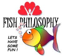 Fish philosophy on pinterest fish philosophy fish and for Fish philosophy book